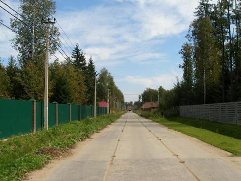 Лесной участок 12 соток, Минское шоссе, Зеленая роща, охрана