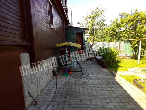 Экологически-чистый дом, 163,2 кв.м, деревянно-кирпичный, участок 14 с - Фото 5