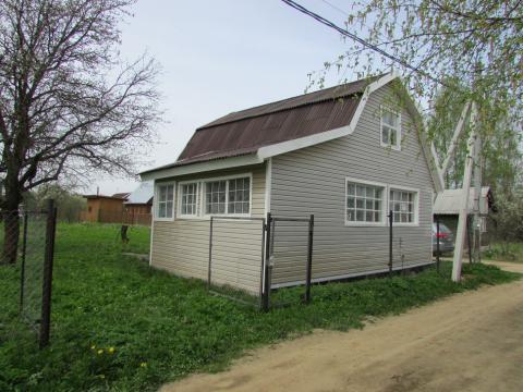Дача 80 м2, Хозблок, Озеро, Ярославское ш. - Фото 1