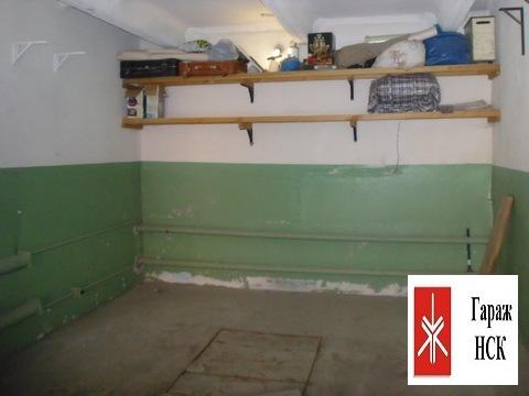 Продам капитальный гараж ГСК Гидроимпульс № 107. В/З Академгородка - Фото 4