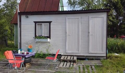 Продаем земельный участок с недостроенным садовым домом массив Назия - Фото 5