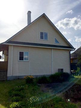 Продается дом 58 кв. м на участке 9 соток. Берег Волги - Фото 3