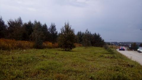 Большое Петровское 8 соток с лесными деревьями, ИЖС. - Фото 5