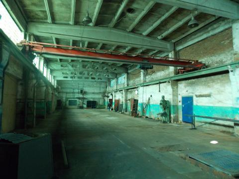 Аренда производства с кран-балками в г.Струнино - Фото 1