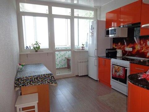 Сдаётся 1- ком квартира 46м п. Киевский комиссия 40% - Фото 2