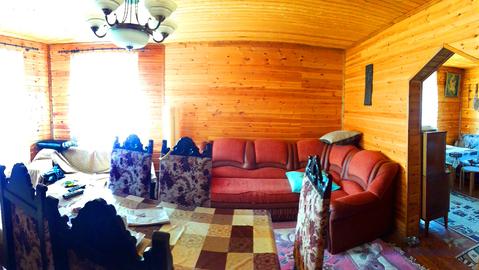 Дом с коммуникациями и мебелью в деревне Федлово Волоколамского района - Фото 3