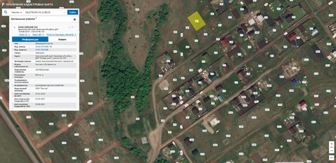 Продам земельный участок в ДНТ Гольфстрим, площадью 7 соток