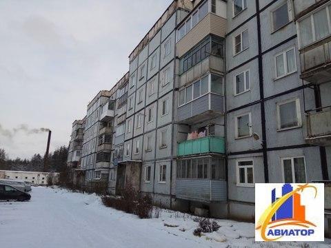 Продается 1 комнатная квартира в поселке Вещево - Фото 1
