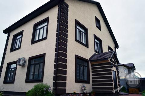Продается дом с земельным участком, п. Мичуринский, ул. Макарова - Фото 1