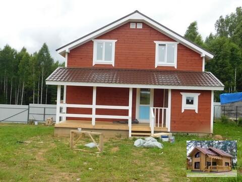 Дом ( дача) Киевское шоссе Могутово - Фото 1
