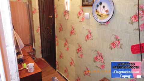 Доля 1/4 в 2-х комн квартире в Егорьевске - Фото 2