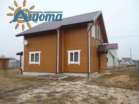 Продается дом в коттеджном поселке Верховье Малоярославецкого района. - Фото 2