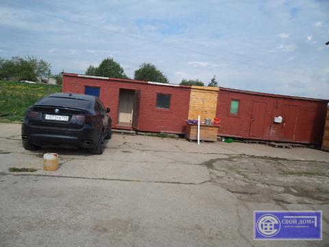 Склад в аренду д.Пагубино Волоколамск - Фото 5