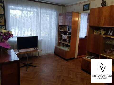 Продам 3-к квартиру, Комсомольск-на-Амуре город, улица Аллея Труда 52 - Фото 1