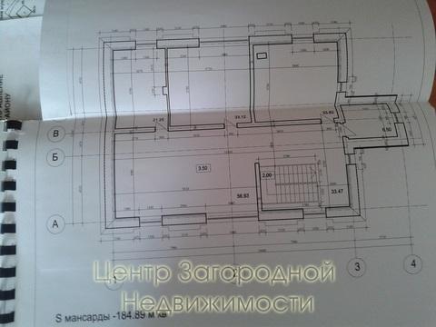 Коттедж, Ярославское ш, 40 км от МКАД, д.Лешково, д.Лешково. . - Фото 4