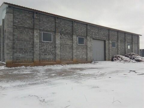 Сдам в аренду, новое производственно-складское помещение - Фото 1