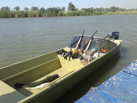 Рыболовная база - в охотничьем хозяйстве. - Фото 2