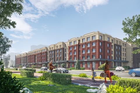 Продается трехкомнатная квартира комфорт-класса в парке Сосновка - Фото 5
