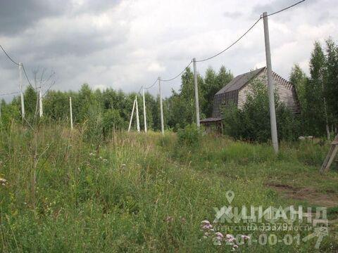 Продажа участка, Новосибирск, м. Золотая Нива, Ул. Зеленодолинская - Фото 2