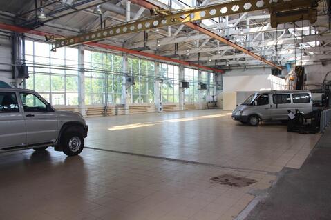 Сдам производственно-складской корпус 6 000 кв.м. - Фото 2