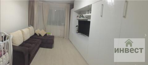 Продается 2х-комнатная квартира, Наро-Фоминский р-н, п.Атепцево, ул. С - Фото 1