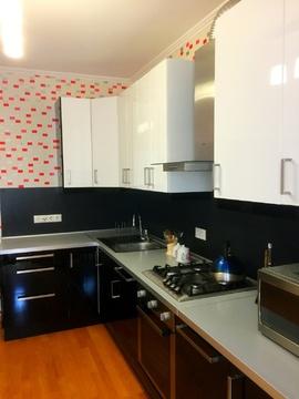 Продаю стильную 1к квартиру в доме бизнес-класса в г Домодедово - Фото 2