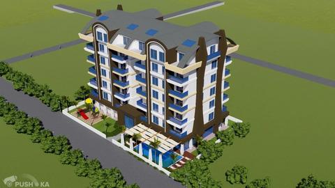 Объявление №1877061: Продажа апартаментов. Турция