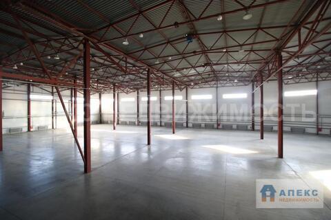 Аренда помещения пл. 6051 м2 под склад, аптечный склад, пищевое . - Фото 4