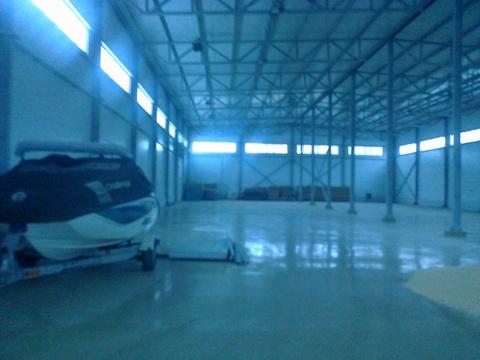 Сдам склад 1500 м2. тёплый - Фото 1