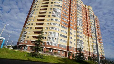 Квартира новостройка, 39.00 кв.м. - Фото 1