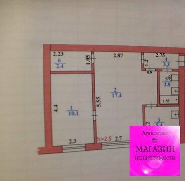 Продажа 2-ком квартиры 42 кв.м, Купить квартиру в Саранске по недорогой цене, ID объекта - 326172058 - Фото 1