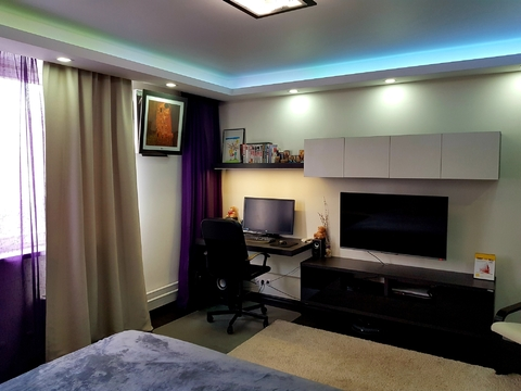 Продается 1-а комнатная квартира в г. Московский, ул.Бианки, д.5, к.1 - Фото 2