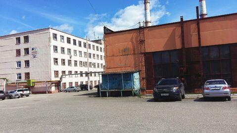 Производственно-складская база 9,3 тыс кв.м в центре Иванова - Фото 1
