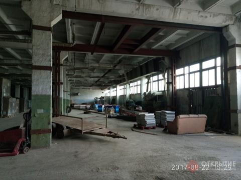 Под склад/производство (2000кв.м) - Фото 1