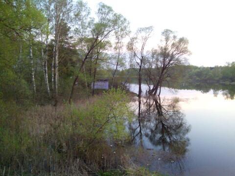 Лесной участок 6 Га (600 соток) на берегу озера. - Фото 2
