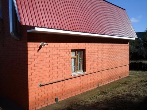 Новый кирпичный дом в курортном местечке Рязанщины - селе Заборье - Фото 2