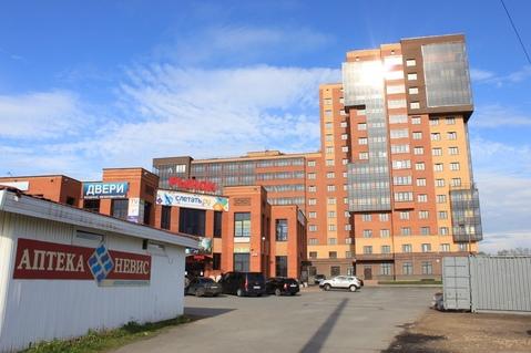 Продается квартира студия в г. Никольское, ул. Школьная, д.2б - Фото 1