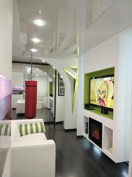 Интересная, видовая 1к квартира в пос. Бугры - Фото 4