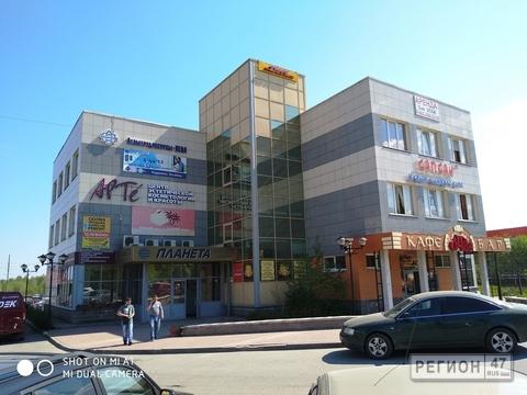 Офисные помещения в БЦ Планета на Молодежной, 6а - Фото 1