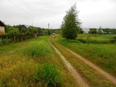 Участок в лесной д.Владычино у реки Пра, Клепиковского района. - Фото 5