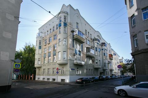 Малый Николопесковский переулок 9/1 стр.1 - Фото 2