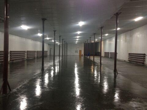 Отапливаемый склад 370 кв.м. - Фото 4
