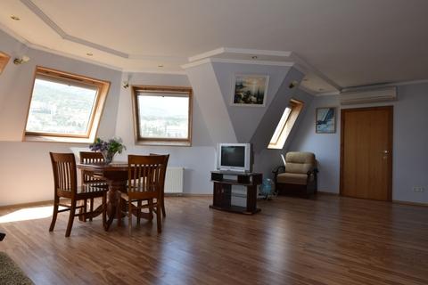 2-к.квартира в Ялте, новый дом, Спартак - Фото 1