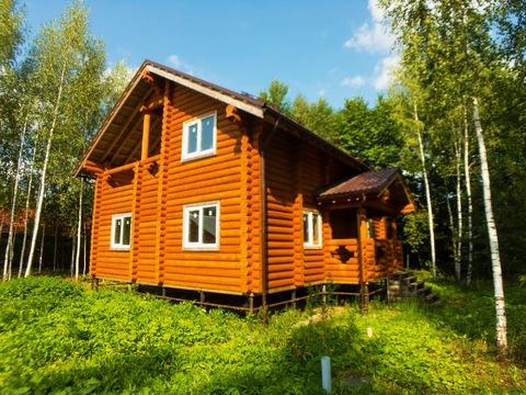 Коттедж 160м2, 10сот, Киевское ш, 55 км, в лесу, уникальное место - Фото 2