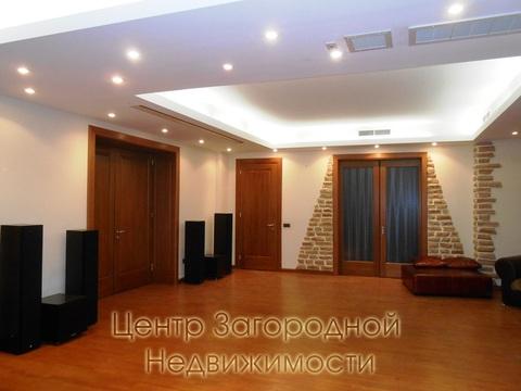 Дом, Рублево-Успенское ш, 0.1 км от МКАД, Москва, Коттеджный поселок . - Фото 1