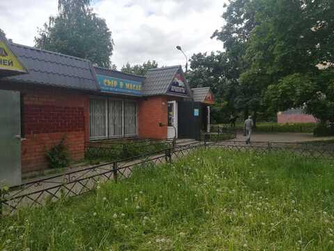 Торговый павильон г. Ивантеевка - Фото 1