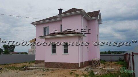 Егорьевское ш. 45 км от МКАД, Речицы, Коттедж 154 кв. м - Фото 1