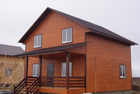 Продается новый, двухэтажный дом в районе города Переславля -Залесског - Фото 1