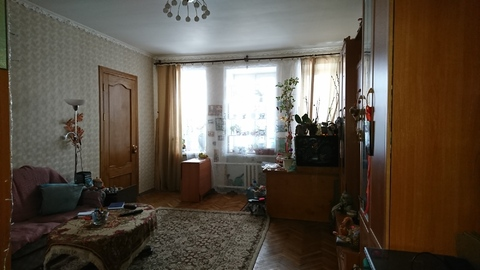Просторная 4-х комнатная квартира в Сталинском доме - Фото 1