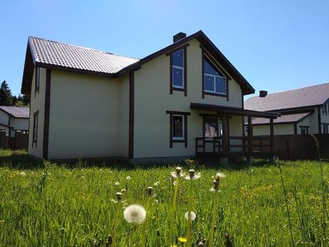 Новый дом 225 кв.м. на участке 10 соток - Фото 1